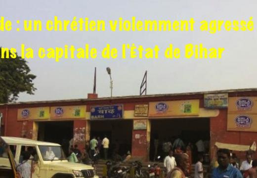 Inde : chrétien pentecôtiste agressé dans l'État de Bihar