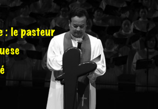 """Chine : un pasteur """"officiel"""" relâché"""
