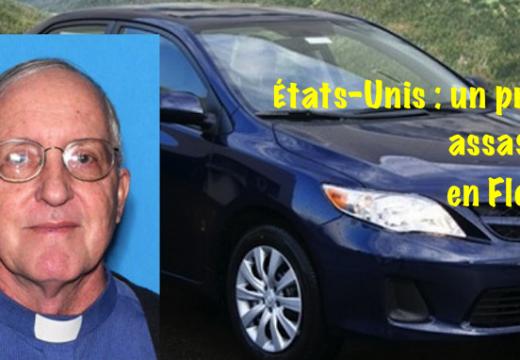 États-Unis : un prêtre assassiné en Floride