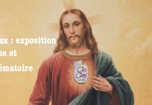 Bordeaux : une exposition mésuse de symboles chrétiens