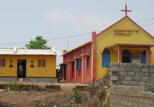 Inde : pasteur agressé, église incendiée dans le Chhattisgarh