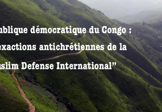 RDC : attaques meurtrières d'un nouveau groupe islamiste antichrétien