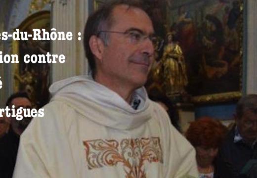 Martigues : le curé de la paroisse agressé