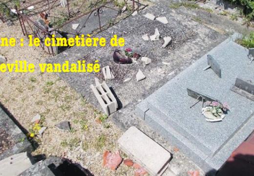 Essonne : cimetière vandalisé à Guigneville-sur-Essonne