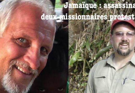 Jamaïque : deux missionnaires protestants assassinés