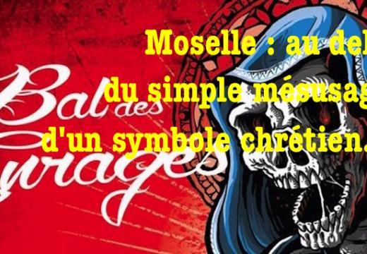 Moselle : un concert aux remugles antichrétiens