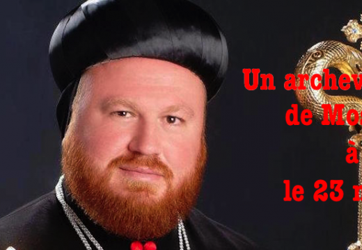 Un archevêque de Mossoul à Lille le 23 mai
