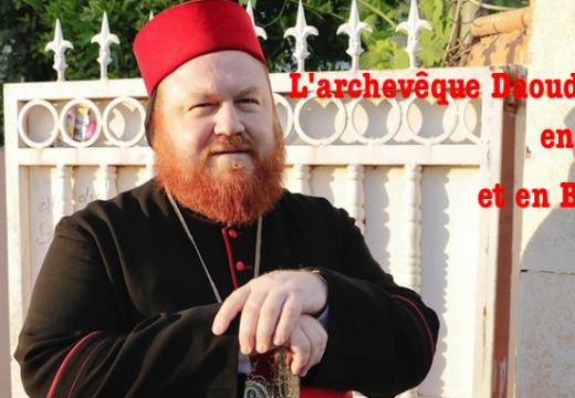 Un archevêque de Mossoul en France et en Belgique