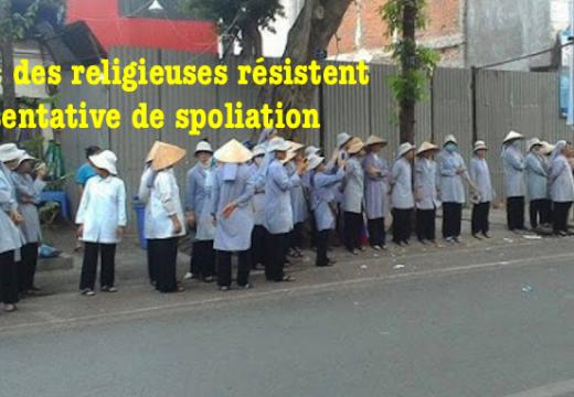 Vietnam : des religieuses de Hanoi résistent à une tentative de spoliation