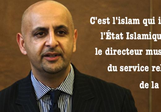 Un directeur musulman de la BBC : c'est l'islam qui inspire l'État Islamique…