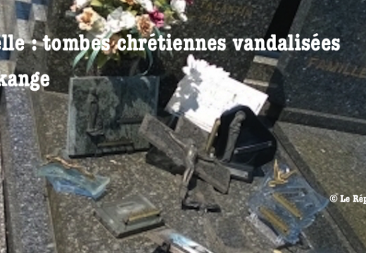 Moselle : 18 tombes vandalisées à Uckange