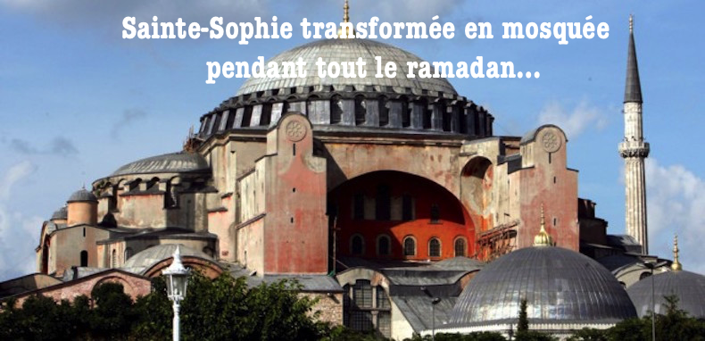 ste sophie mosquee