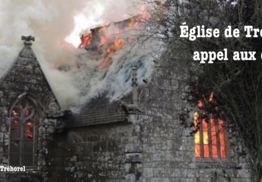 Église de Tremel : appel aux dons !