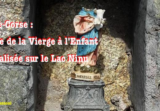 Haute-Corse : un oratoire vandalisé sur le Lac de Ninu
