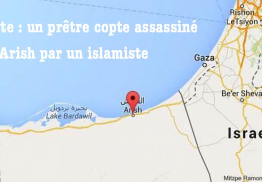 Égypte : un prêtre copte assassiné par un islamiste dans le Sinaï