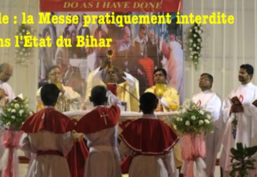 Vin sacramentel : le Bihar hindouiste pire que l'Iran islamiste !