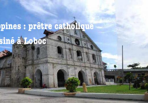 Philippines : un prêtre assassiné à son domicile