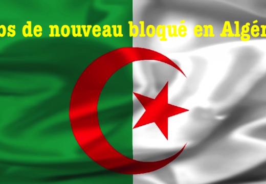 L'Observatoire de la Christianophobie encore bloqué en Algérie…