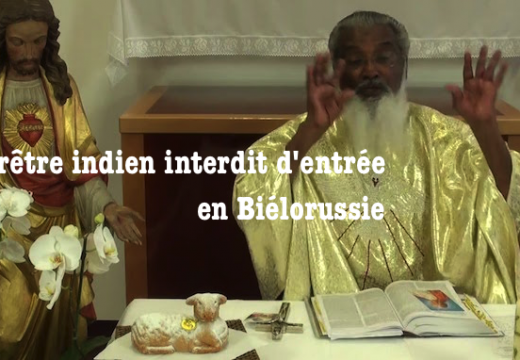 Biélorussie : un prêtre catholique interdit d'entrée sur le territoire