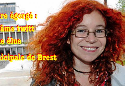Prêtre égorgé : l'infâme twitt d'une élue de Brest