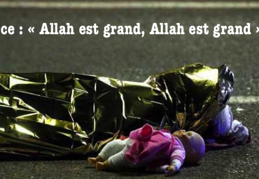 Attentat de Nice : « Allah est grand, Allah est grand »