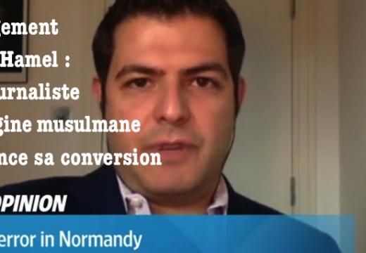 Prêtre égorgé : un journaliste d'origine musulmane annonce sa conversion…