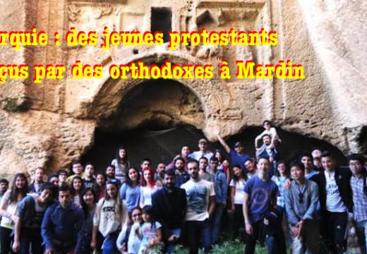 Turquie : touchante réunion de jeunes protestants à Mardin