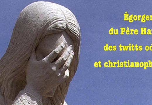 Prêtre égorgé : des twitts odieux et christianophobes