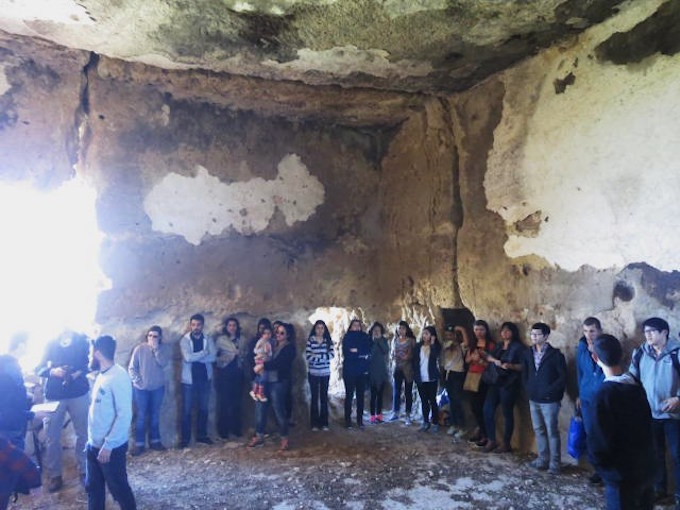 Youth-Awakening-gather-in-cave-church