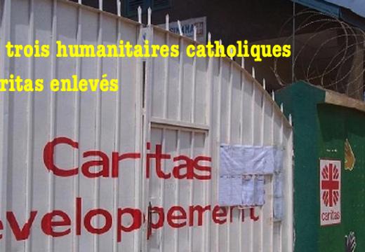 RDC : trois humanitaires catholiques enlevés