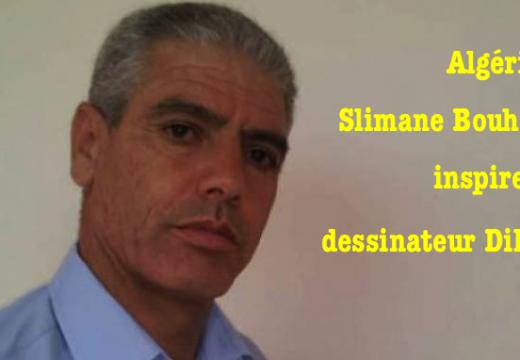 Algérie : Dilem inspiré par la condamnation de Slimane Bouhafs