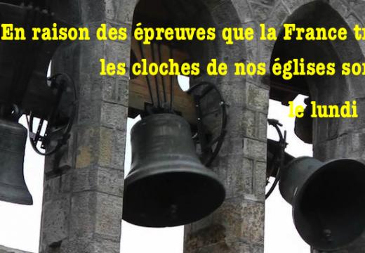 France : les cloches sonneront à midi dans les églises pour le 15 août