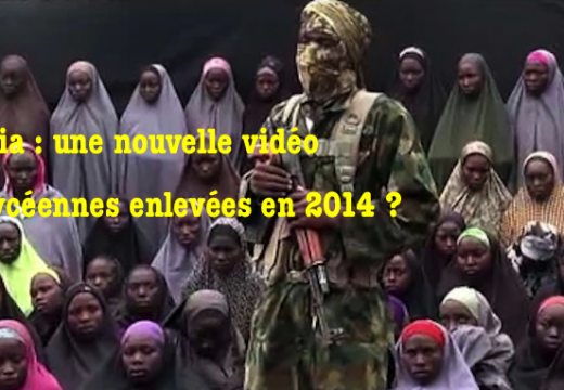Nigéria : nouvelle vidéo des lycéennes enlevées en 2014 ?