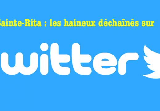 L'affaire Sainte-Rita déchaîne la haine sur Twitter