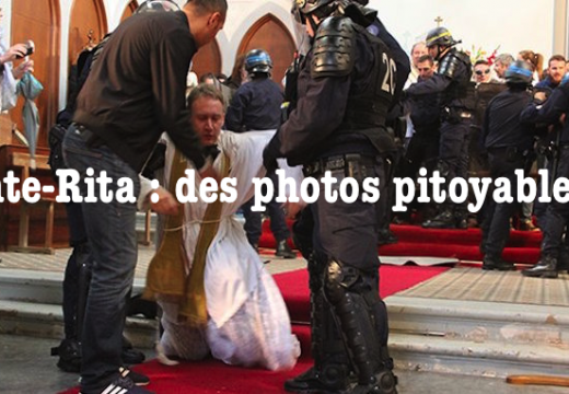 Sainte-Rita : quelques photos commentées