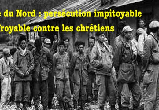 Corée du Nord : un rapport dénonce les abominations commises contre les chrétiens