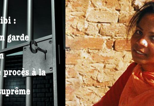 Asia Bibi : une vidéo nous met en garde sur le prochain procès
