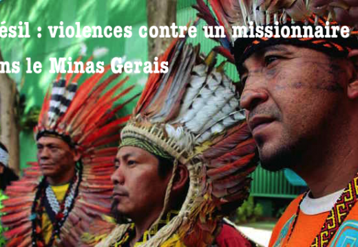 Brésil : violences paramilitaires contre une communauté indigène et un missionnaire