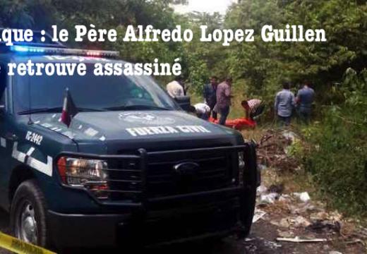 Mexique : le prêtre enlevé dans le Michoacan a été assassiné