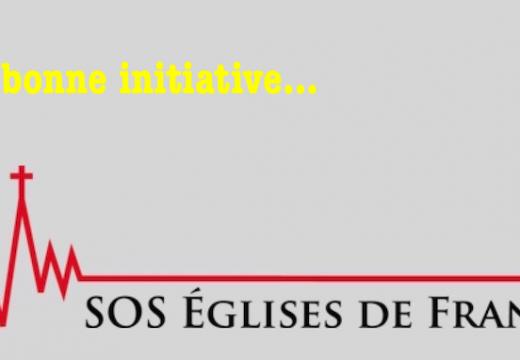 """Vidéo : """"SOS Églises de France"""" est lancée"""