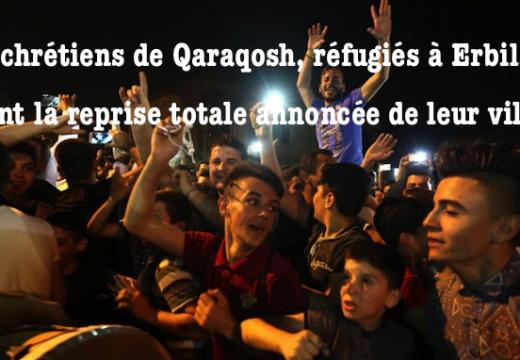 Qaraqosh : une libération partielle mais bien engagée
