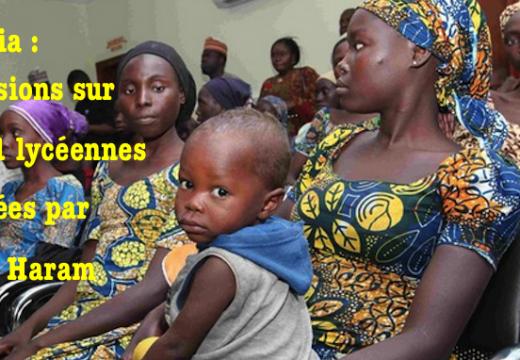 Nigéria : précisions sur la libération des 21 lycéennes de Chibok