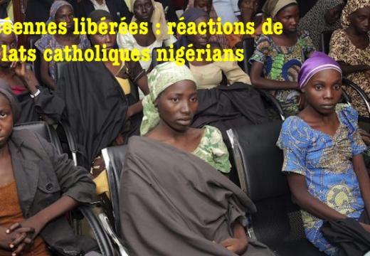 Libération des lycéennes : réactions de prélats nigérians