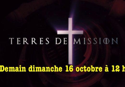 La première émission dominicale de Guillaume de Thieulloy et Daniel Hamiche