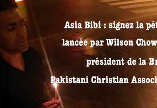 Asia Bibi : signons la pétition lancée par la BPCA !