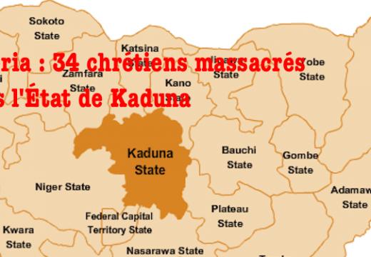 Nigéria : un nouveau raid de musulmans peuls cause la mort de 34 innocents