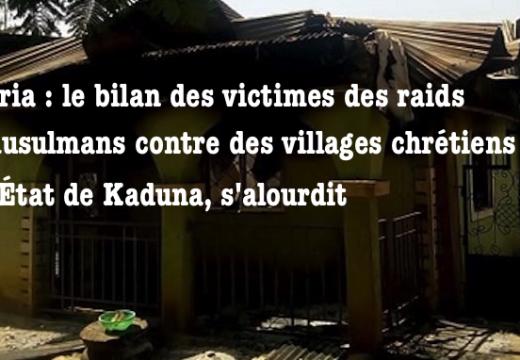 Nigéria : le bilan de l'attaque des musulmans peuls s'alourdit