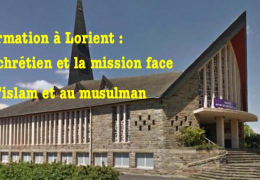 Morbihan : cycle de formation à Lorient sur la mission chrétienne face à l'islam