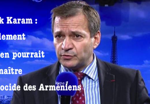 Le Parlement égyptien pourrait reconnaître le génocide arménien