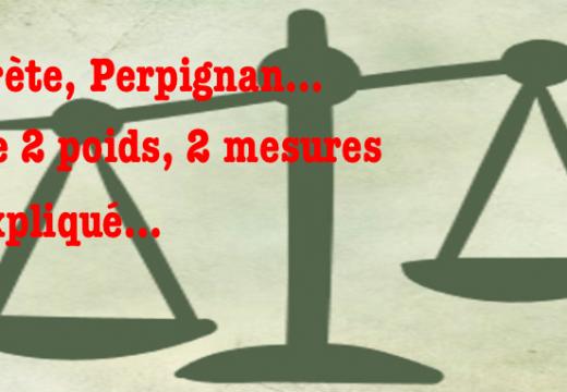 """Opinion : le """"deux poids, deux mesures"""" expliqué…"""